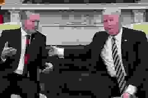 """Thổ Nhĩ Kỳ """"tố"""" Mỹ cấp tiền cho IS, phá vỡ lời hứa ở Syria"""