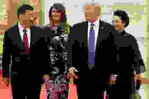 Trung Quốc mở quốc yến chiêu đãi Tổng thống Trump