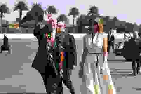 Tổng thống Trump đặt vòng hoa tưởng niệm tại Trân Châu Cảng