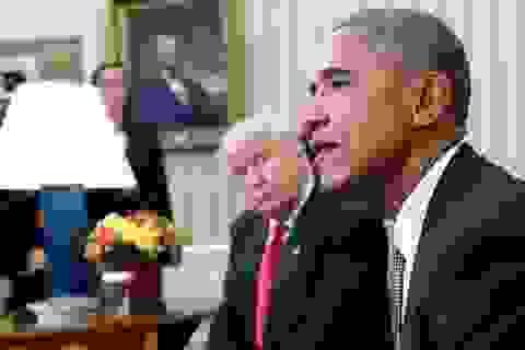 Ông Trump nói Tổng thống Obama đứng sau vụ rò rỉ thông tin tại Nhà Trắng
