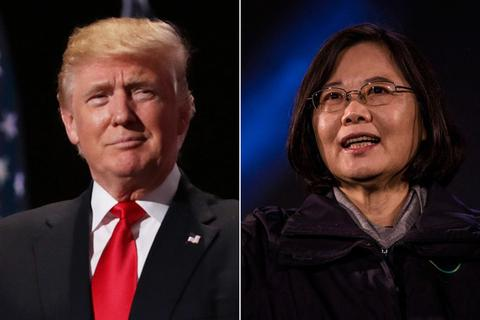 Lãnh đạo Đài Loan nói có thể điện đàm lần 2 với Tổng thống Trump