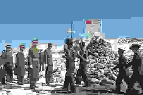 Trung Quốc, Ấn Độ nhất trí rút quân khỏi biên giới