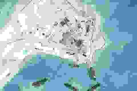 """Lầu Năm Góc """"tố"""" Trung Quốc quân sự hóa đảo nhân tạo trên Biển Đông"""