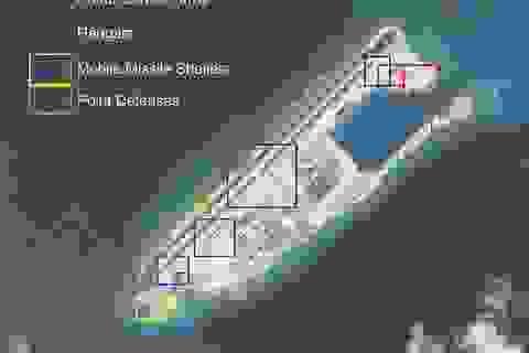 Trung Quốc ngang nhiên thừa nhận bồi đắp phi pháp ở Biển Đông