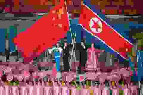 """""""Ảnh hưởng của Trung Quốc lên Triều Tiên đang ở mức thấp nhất"""""""