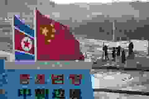 Trung Quốc siết chặt an ninh biên giới với Triều Tiên