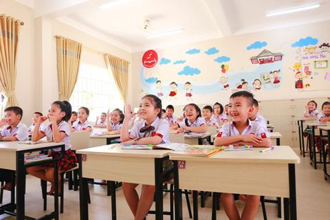 Cận cảnh ngôi trường hiện đại nhất khu vực Tây Nguyên