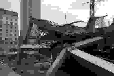 Nguyên nhân công trình trường mầm non ở Mỹ Đình đổ sập