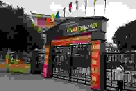 Vụ học sinh trường tiểu học Nam Trung Yên gãy chân: Đã có kết quả giám định thương tật