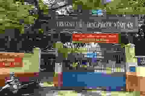 TPHCM: Nhiều khoản chi mập mờ ở ngôi trường có hiệu trưởng bị kỷ luật