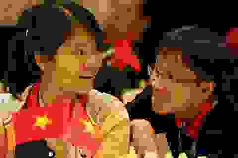 Ngày Valentine nói chuyện những cặp đôi đẹp nhất làng thể thao Việt Nam