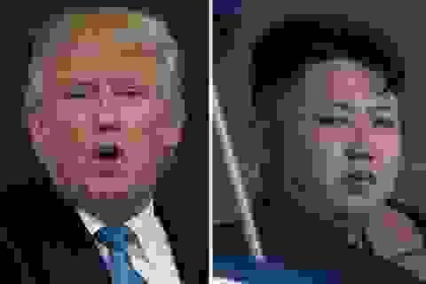 Những kịch bản có thể dẫn đến tính toán sai lầm của Mỹ và Triều Tiên