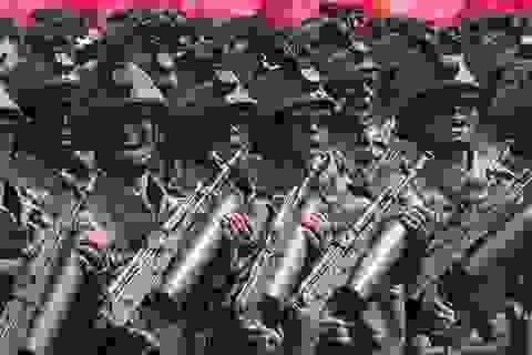 Triều Tiên tuyên bố bắt đầu chiến dịch quân sự ở Thái Bình Dương