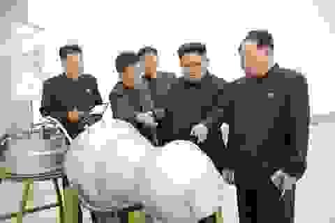 Triều Tiên tuyên bố sở hữu bom hạt nhân tiên tiến cho tên lửa liên lục địa