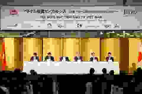 """Thủ tướng Nguyễn Xuân Phúc:""""Quan hệ gắn bó Việt-Nhật là nền tảng phát triển cho 2 quốc gia"""""""