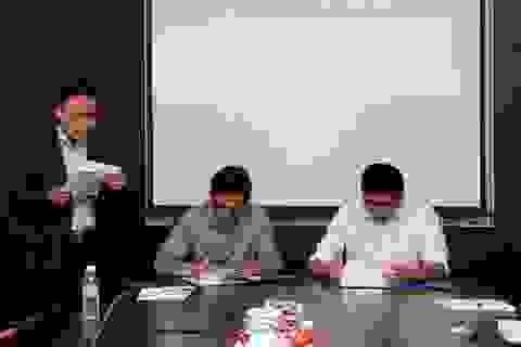Trường ĐH Tân Tạo ký kết bản ghi nhớ hợp tác với Công ty Cosmo Việt Nam