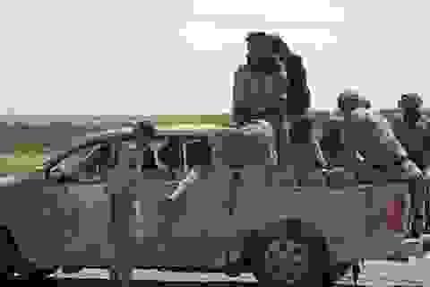 Syria: SDF tấn công thành trì Raqa của IS từ phía Tây của Raqqa