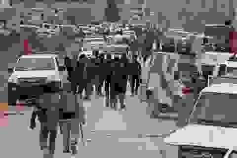 Các phe phái vây chặt Al-Bab, thành trì của IS chuẩn bị sụp đổ
