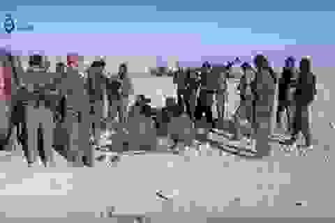 Bắt đầu giai đoạn mới của chiến dịch tấn công thành trì IS tại Syria