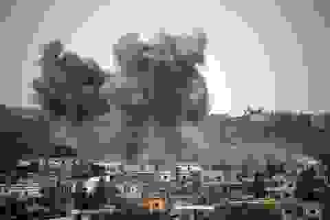 Tướng lĩnh Mỹ cân nhắc triển khai trực thăng và pháo binh tại Syria