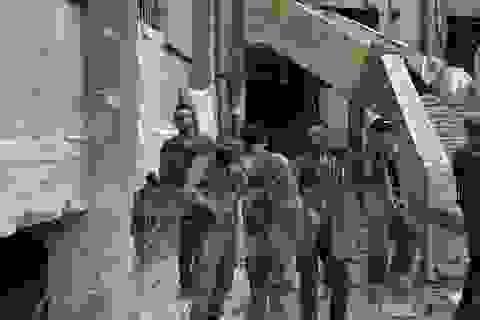 IS tấn công quân Chính phủ Syria làm hàng chục người thương vong