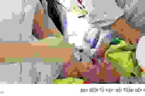 Một trẻ sơ sinh tử vong do ăn bột ngay sau sinh