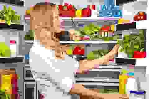 Những thực phẩm không nên để tủ lạnh
