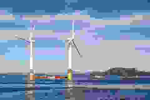 Năng lượng gió  ở Bắc Đại Tây Dương đủ cung cấp cho  toàn thế giới