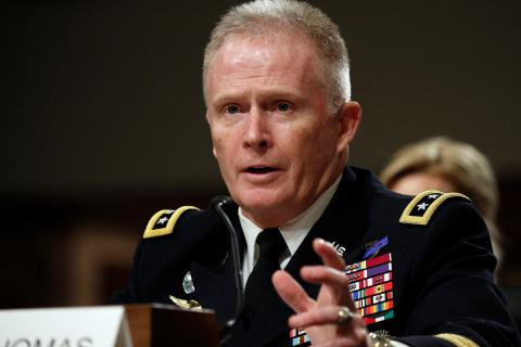 Tướng Mỹ xác nhận CIA ngừng hỗ trợ phe nổi dậy ở Syria