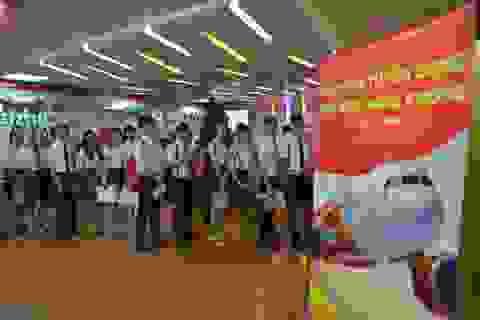 Tuyển tiếp viên hàng không tại Hà Nội và TPHCM