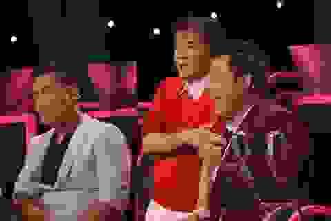 Đàm Vĩnh Hưng chế giễu ngoại hình Quang Lê chỉ có thể… bơi hoặc lăn trên sân khấu
