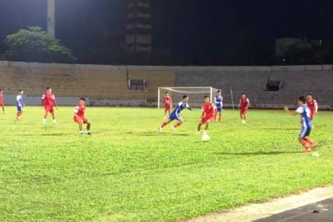 """U19 Bình Định hứa hẹn """"gây sốc"""" ở VCK U19 quốc gia 2017"""