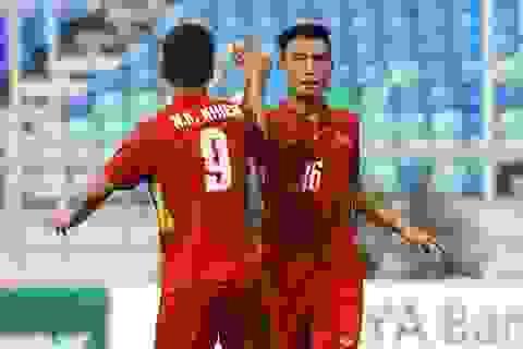 U18 Việt Nam 3-0 U18 Indonesia: Chiến thắng tưng bừng