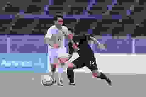 U19 Việt Nam bất ngờ cầm hoà U21 Thái Lan tại giải U21 quốc tế 2017