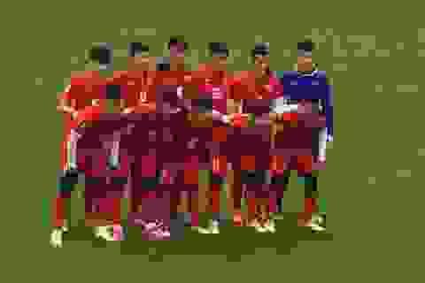 U20 Việt Nam về nước, nhận tin vui trước ngày dự World Cup
