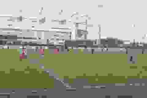 U20 Việt Nam thua 0-1 trước U23 Moenchengladbach