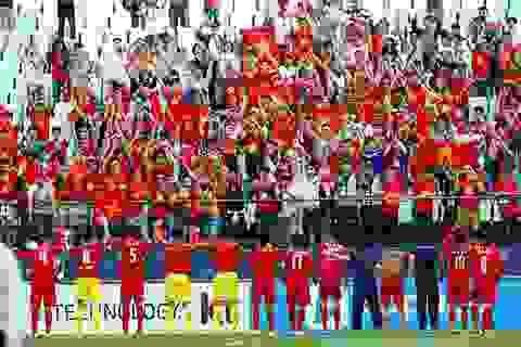 Ngọn lửa rực cháy của U20 Việt Nam tại World Cup U20