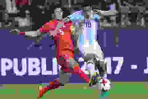 Nỗi thất vọng lớn mang tên U20 Argentina tại World Cup U20