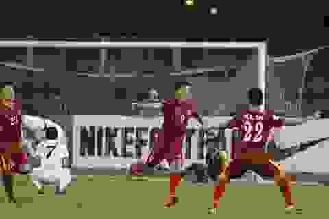 """""""U20 Việt Nam yếu hơn hẳn các đối thủ tại bảng E World Cup 2017"""""""