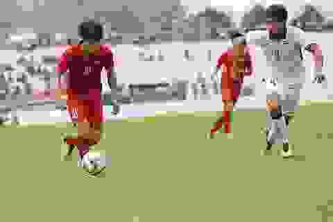 Bóng đá Việt Nam kém cả Indonesia, Malaysia, Myanmar tại các kỳ SEA Games