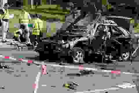 Đại tá tình báo Ukraine thiệt mạng vì bom gài trong ôtô riêng