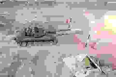 Ukraine có thay đổi được gì khi dùng T-80 tại Donbass