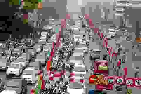 Hà Nội công bố 6 đơn vị tranh giải cuộc thi giảm ùn tắc