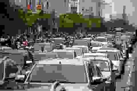 Hà Nội cấm xe máy trong các quận nội thành từ năm 2030