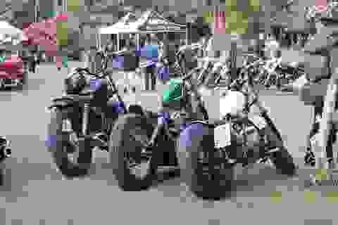 Harley-Davidson tổ chức đại hội mô tô tại Vinhomes Riverside