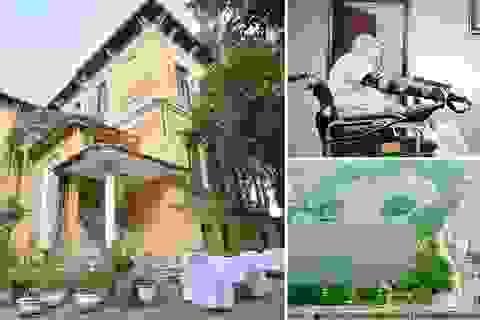Biệt thự 3.000 m2 của cụ Trịnh Văn Bô và niềm vui của chiến sĩ sống sót sau vụ máy bay rơi