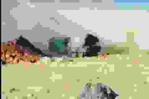 Tên lửa bắn loạt Thổ Nhĩ Kỳ tấn công dồn dập IS ở al-Bab