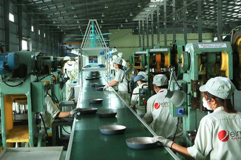 Nhà máy Elmich Việt Nam – sẵn sàng cho cuộc chơi lớn