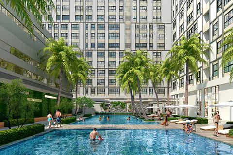 Bất động sản Đông Sài Gòn ăn theo hạ tầng khu đô thị Cảng