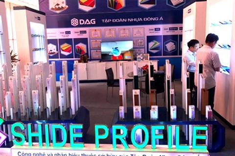 DAG tham dự triển lãm Quốc tế Vietbuild Đà Nẵng 2017